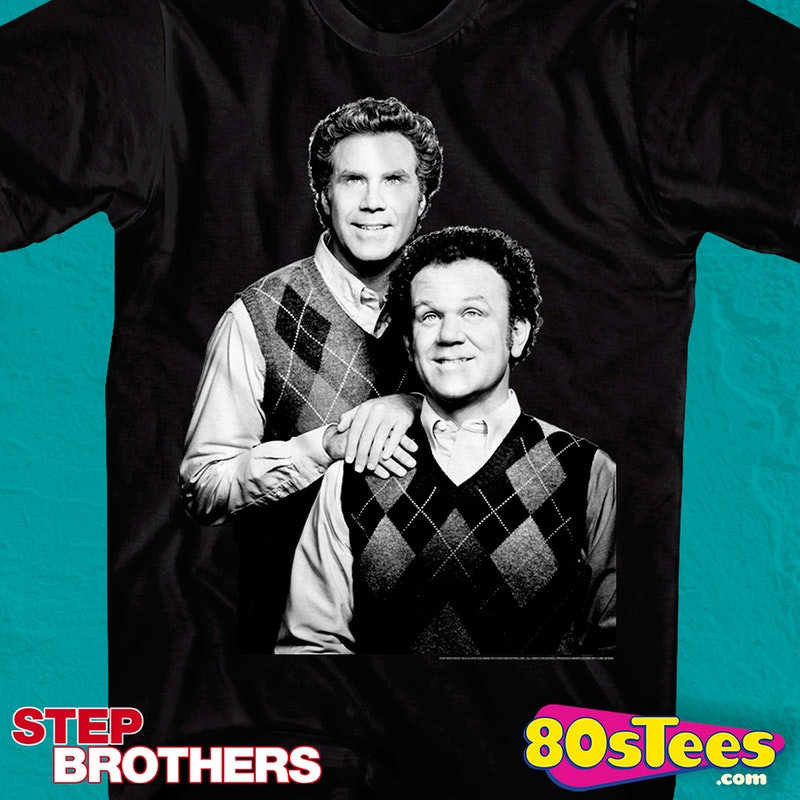 Step Brothers Brennan and Dale T-Shirt
