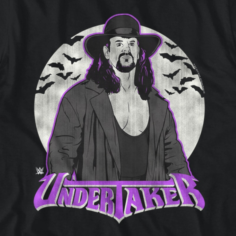 Creature of the Night Undertaker T-Shirt