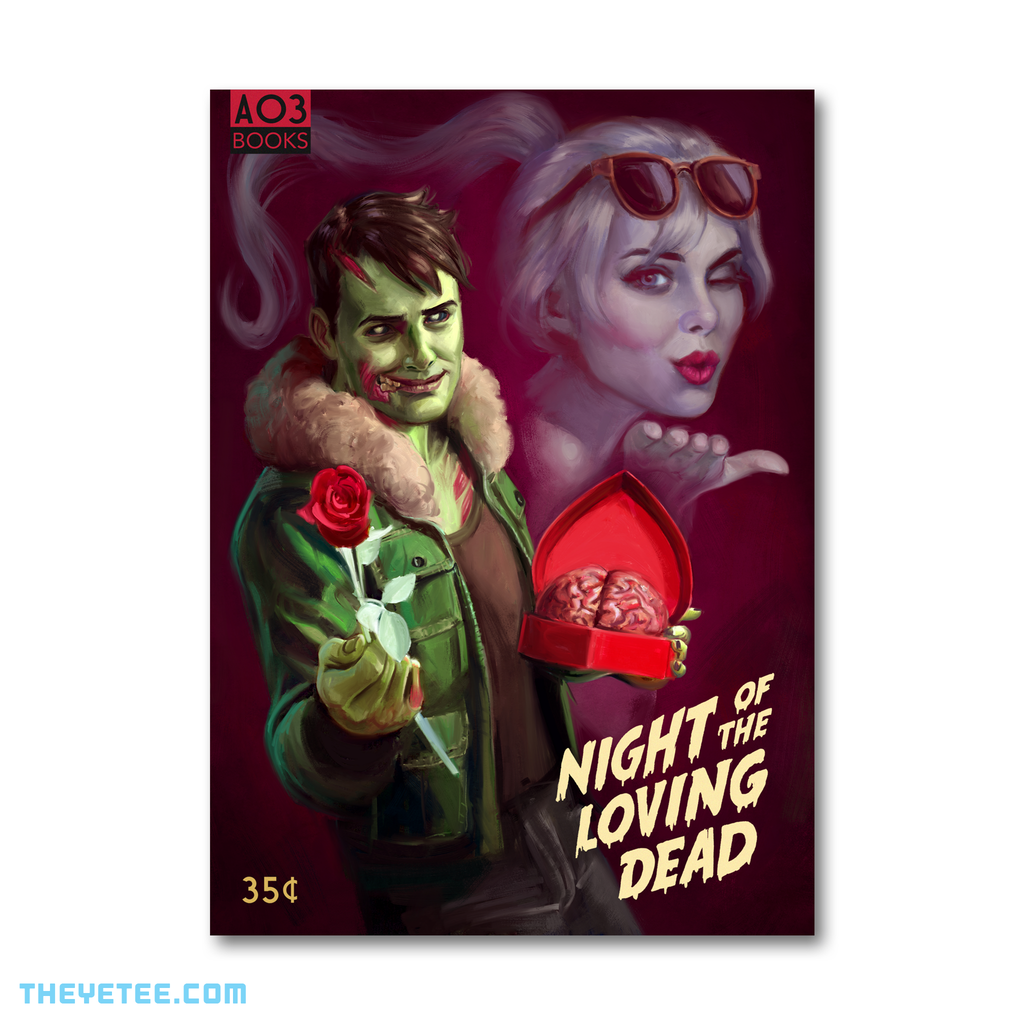 Night of the Loving Dead by The Yetee