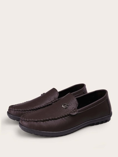 Men Non-slip Slip On Loafers