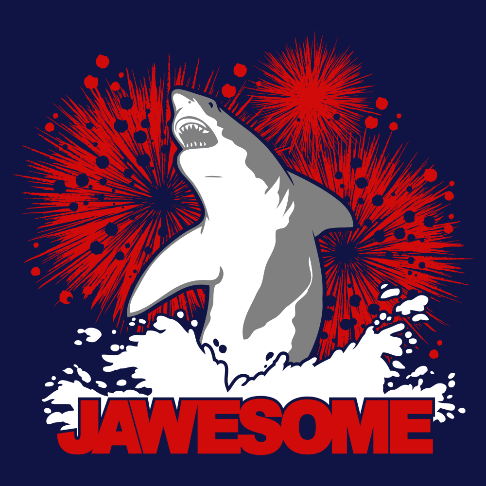 Jawesome! T-Shirt | SnorgTees