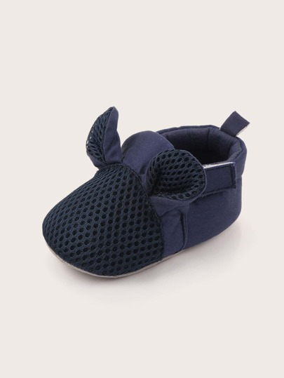 Baby Boy Cartoon Shaped Flats