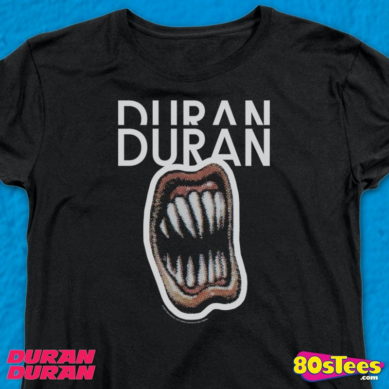 Womens Pressure Off Duran Duran Shirt