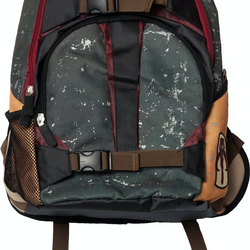 Mandalorian Backpack