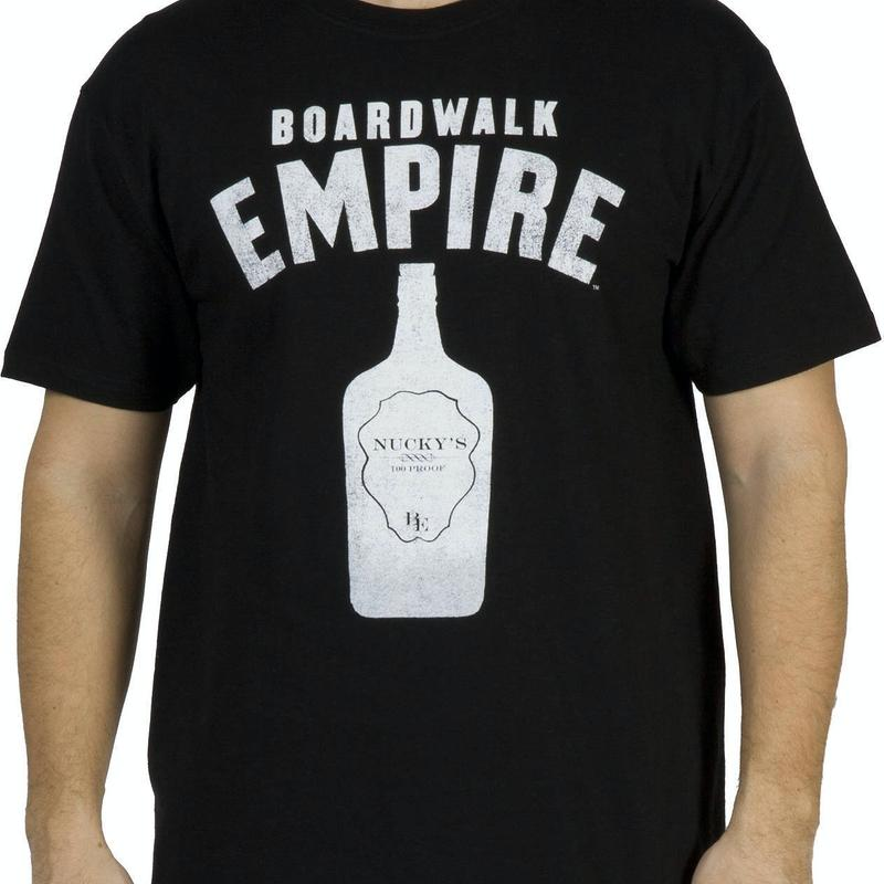 Nuckys Boardwalk Empire Shirt