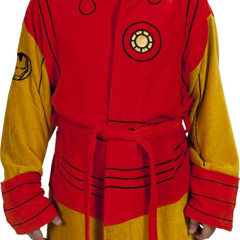 Iron Man Bathrobe