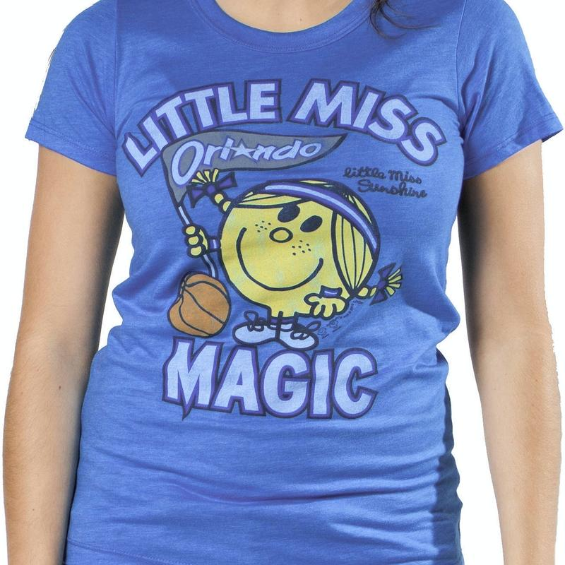 Little Miss Orlando Magic Shirt By Junk Food