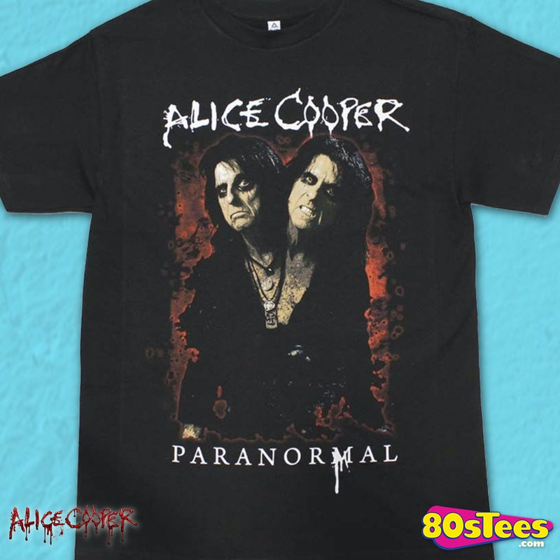 Paranormal Alice Cooper T-Shirt