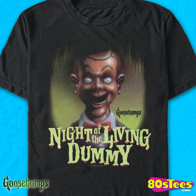 Night of the Living Dummy Goosebumps T-Shirt