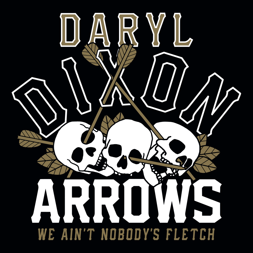 Dixon Arrows T-Shirt | SnorgTees
