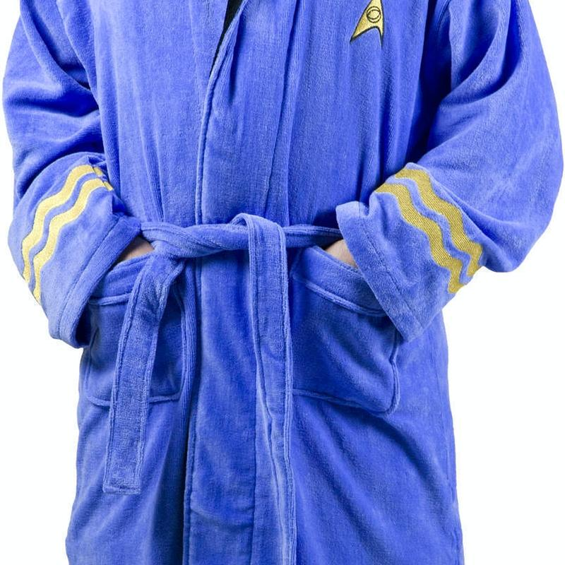 Spock Bathrobe