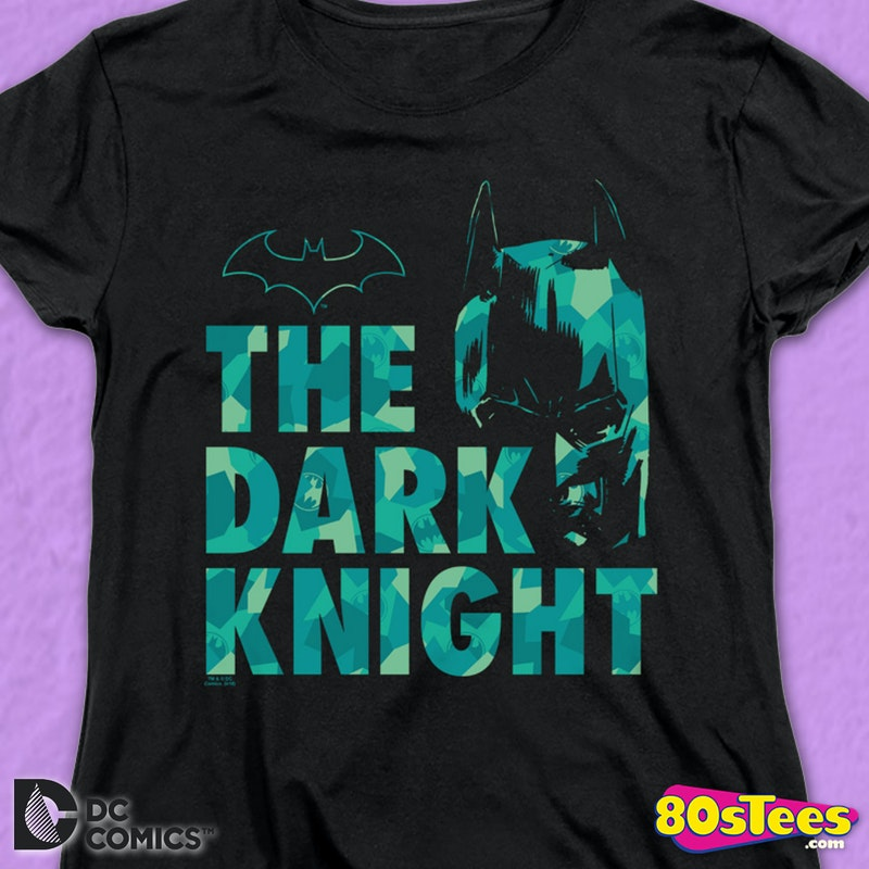 Womens Batman The Dark Knight DC Comics Shirt