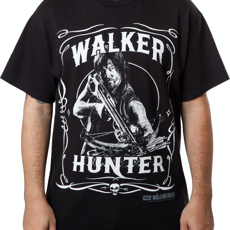 Darryl Dixon Walker Hunter T-Shirt