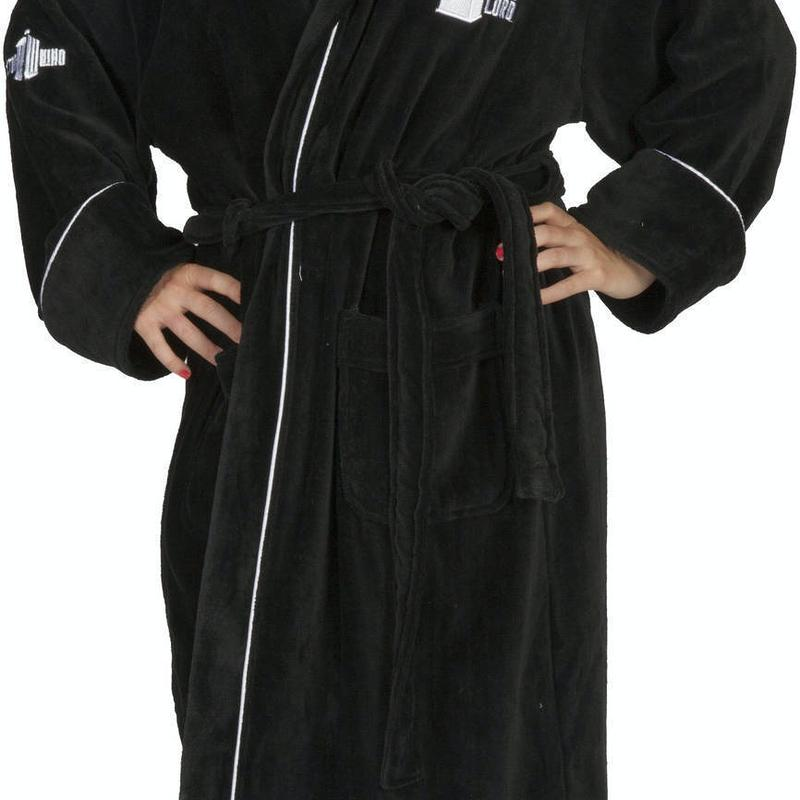 Doctor Who Bathrobe