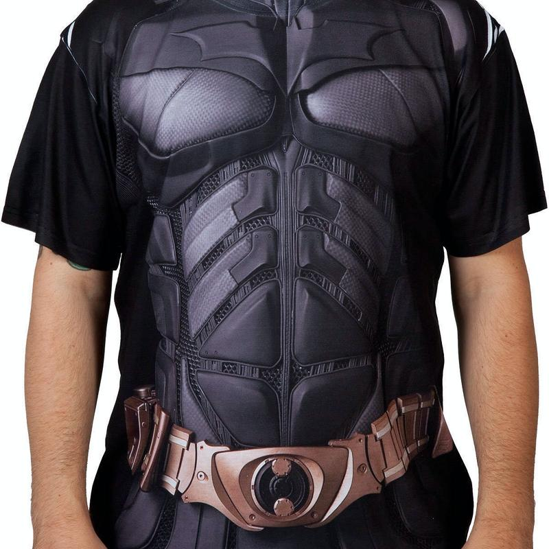 Dark Knight Batman Costume Shirt