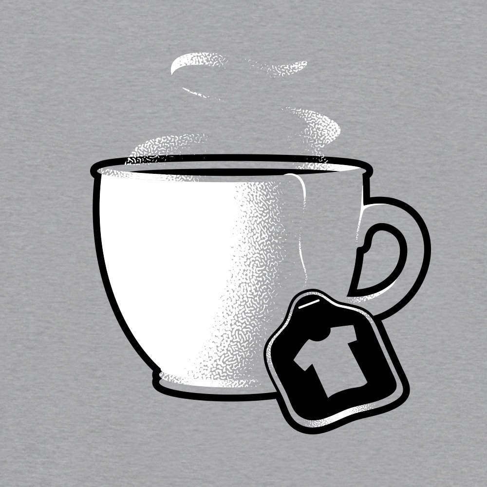 Tea Shirt | SnorgTees