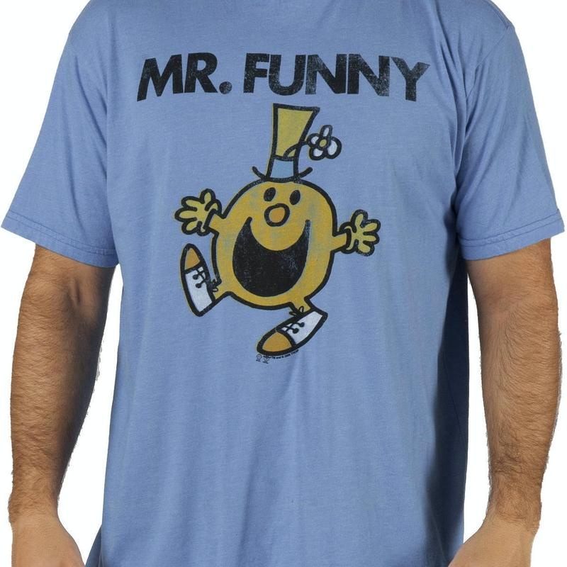 Mr. Funny T-Shirt by Junk Food