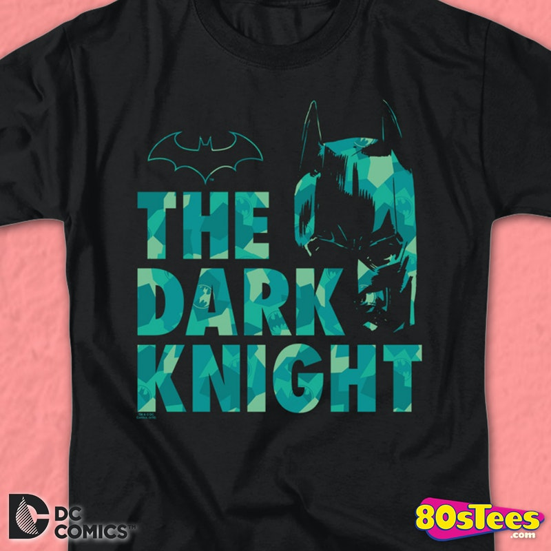 Batman The Dark Knight DC Comics T-Shirt