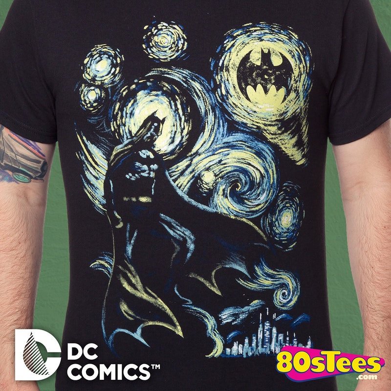 Starry Dark Knight T-Shirt