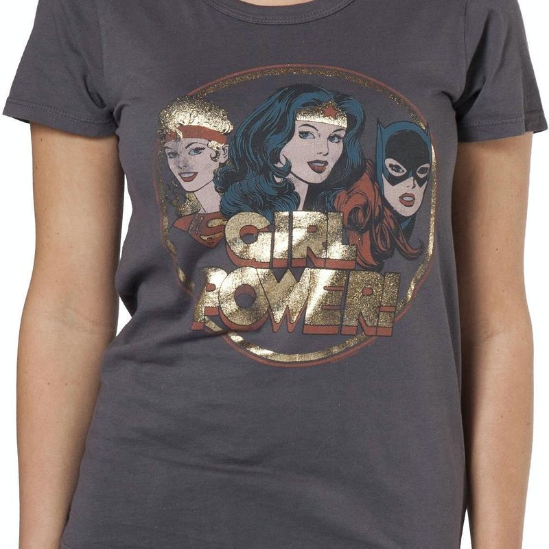 Girl Power T-Shirt by Junk Food