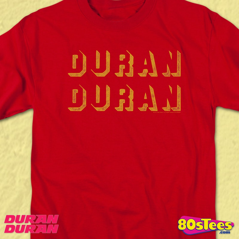 Shadow Duran Duran T-Shirt