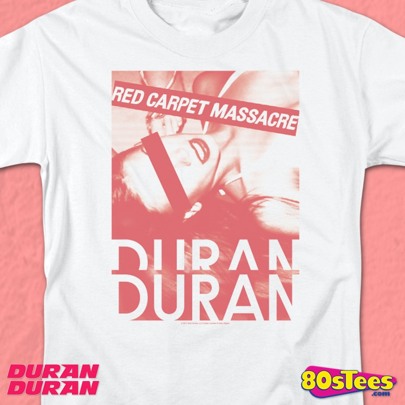 Red Carpet Massacre Duran Duran T-Shirt