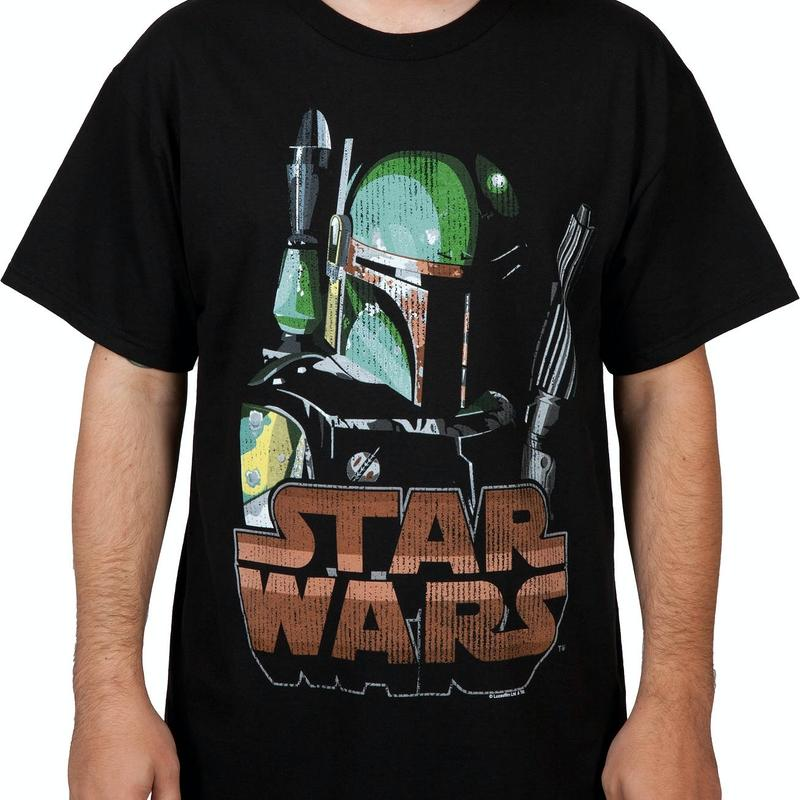 Bounty Hunter Boba Fett Shirt