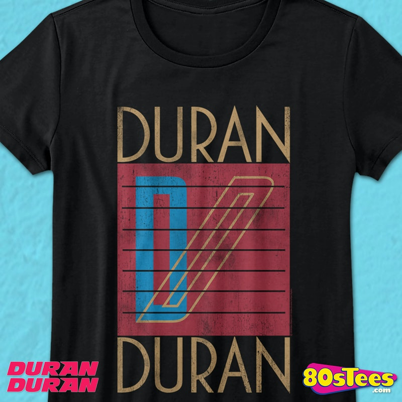 Ladies Duran Duran Shirt