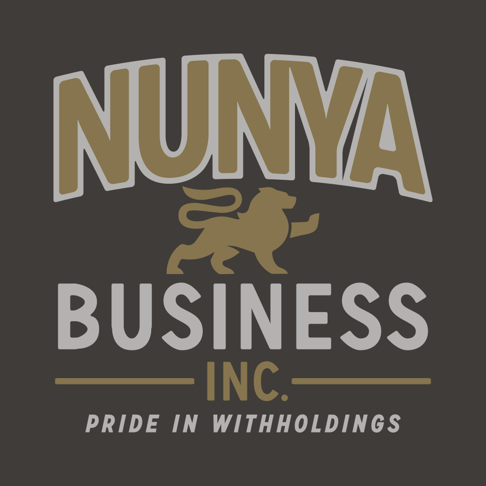 Nunya Business T-Shirt | SnorgTees