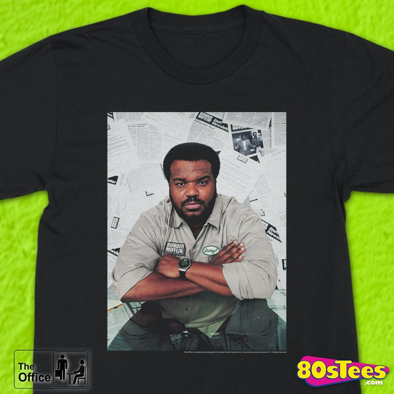 Darryl Philbin The Office T-Shirt