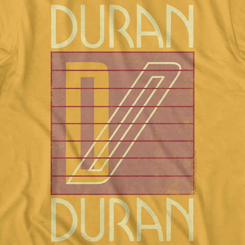 Is There Something I Should Know Duran Duran T-Shirt