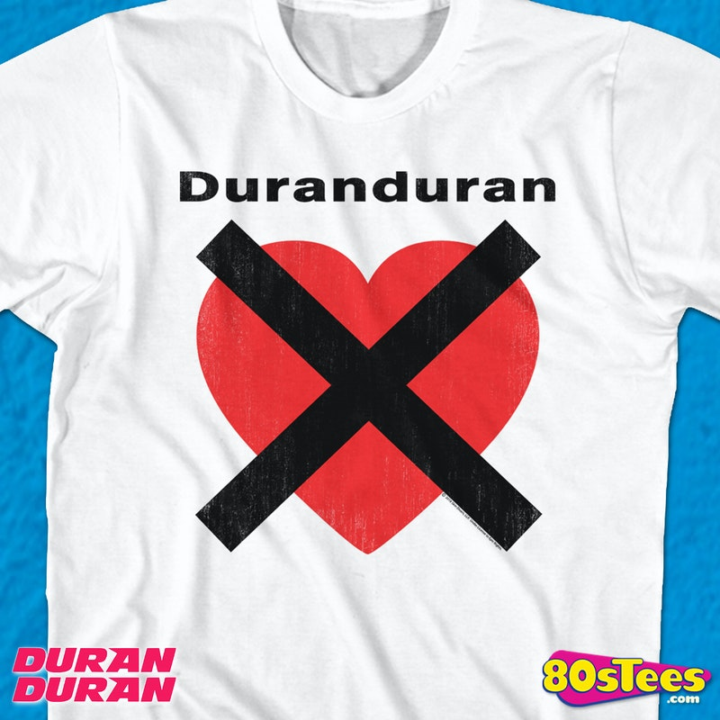I Don't Want Your Love Duran Duran T-Shirt