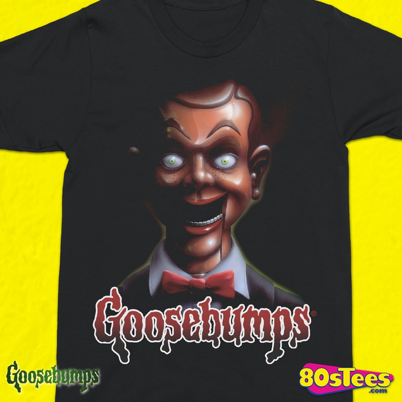 Night of the Living Dummy Goosebumps Shirt